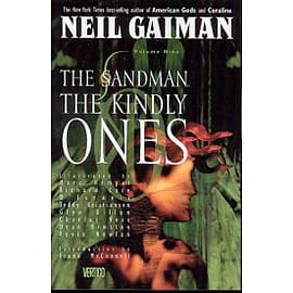 Sandman TP Vol 09 The Kindly Ones Books