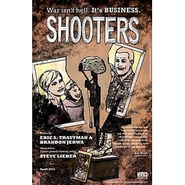 Shooters HC Books