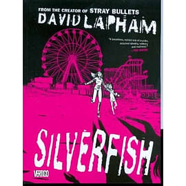 Silverfish TP Books