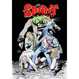 Spirit TP Vol 04 Books