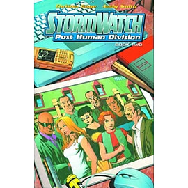 Stormwatch Phd TP Vol 02 Books