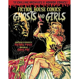 Ghosts & Girls Of Fiction House Hardcover Books