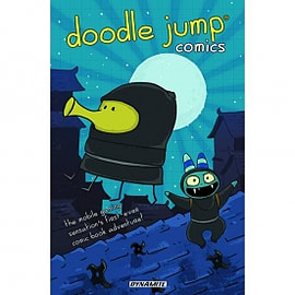 Doodle Jump Hardcover Books