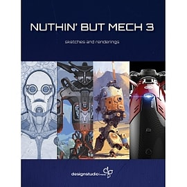 Nuthin' But Mech Volume 3 Books