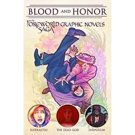 Blood and Honor The Foreworld Volume 1 Books
