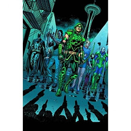 Green Arrow TP Volume 7 The New 52 Books