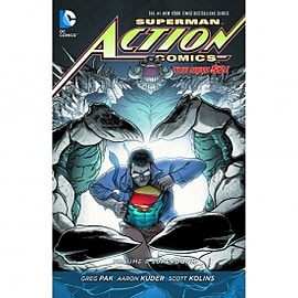 Superman Action Comics Volume 6 Superdoom The New 52 Books