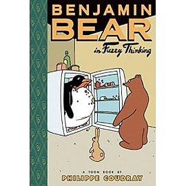 Benjamin Bear in Fuzzy Thinking: Toon Books Level 2 Hardcover Books
