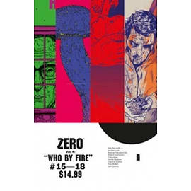 Zero Volume 4 Who By Fire Books