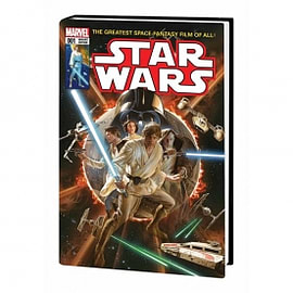 Star Wars Marvel Covers Volume 1 Hardcover Books