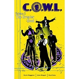 C.O.W.L. Volume 2 The Greater Good Books