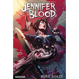 Jennifer Blood Born Again Books