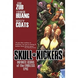 Skullkickers Volume 6 Infinite Icons of the Endless Epic Books