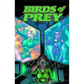 Birds Of Prey Volume 1 Books