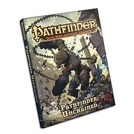 Pathfinder Roleplaying Game Pathfinder Unchained Books