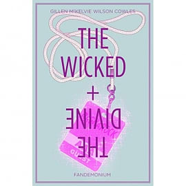 The Wicked and The Divine Volume 2 Fandemonium Books