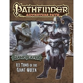 Pathfinder Adventure Path Giantslayer Part 4 Ice Tomb of the Giant Queen Books