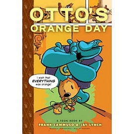 Otto's Orange Day Toon Books Level 3 Books