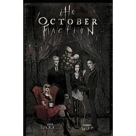 October Faction Volume 1 TP Books