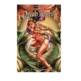 Warlord of Mars Dejah Thoris Volume 7 Duel to the Death Paperback Books