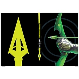 Absolute Green Arrow by Kevin Smith Hardcover Books