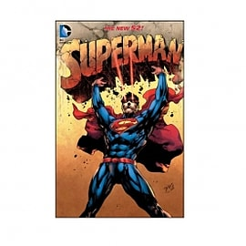Dc Comics New 52 Superman Volume 5 Under Fire Paperback Books