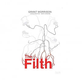 The Filth Deluxe Edition Hardcover Special Edition Books