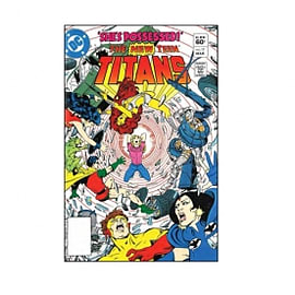 New Teen Titans Volume 3 Paperback Books