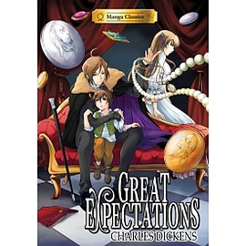 Manga Classics Great Expectations Softcover Paperback Books