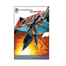 Superman Action Comics Volume 5 What Lies Beneath The New 52 Paperback Books