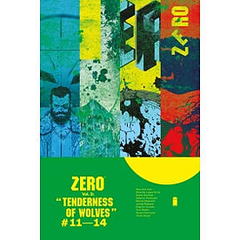 Zero Volume 3 The Tenderness of Wolves Paperback Books