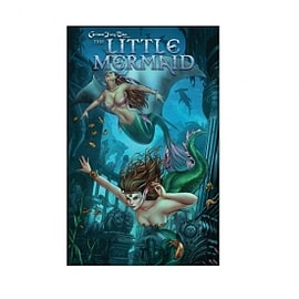 Grimm Fairy Tale Presents The Little Mermaid TP Books