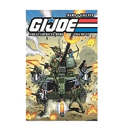 G.I. JOE A Real American Hero Volume 10 Paperback Books
