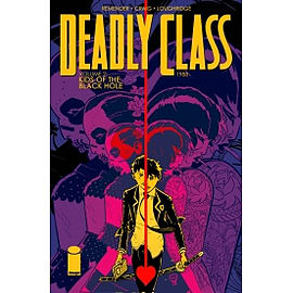 Deadly Class Volume 2 Kids of the Black Hole Paperback Books