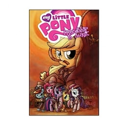 My Little Pony Friendship is Magic Volume 7 Paperback Graphic Novel Books