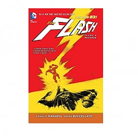 The Flash Volume 4 Reverse The New 52 Paperback Books