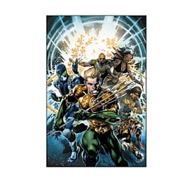 DC Comics Aquaman And The Others Volume 1 Paperback Books