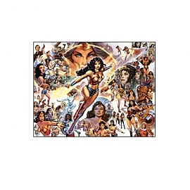 DC Comics Sensation Comics Featuring Wonder Woman Volume 1 Paperback Books
