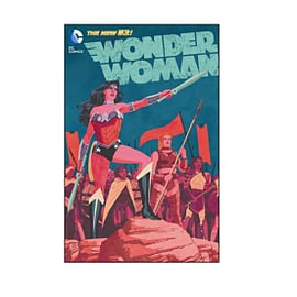 DC Comics Wonder Woman Volume 6 Bone Hardcover Books