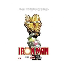 Marvel Now Iron Man Volume 5: Rings of the Mandarin Paperback Books