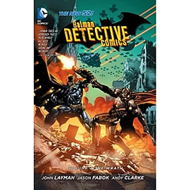 Batman Detective Comics Volume 4 The Wrath Paperback Books
