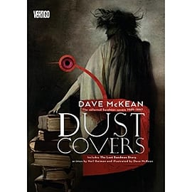 Dust Covers The Collected Sandman Covers HC Hardcover Books