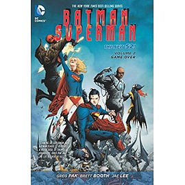 Batman/Superman Volume 2 Hardcover Books