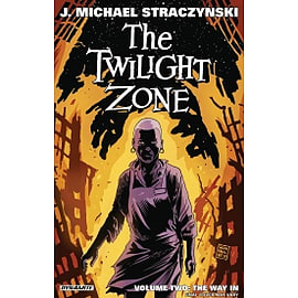 The Twilight Zone Volume 2 The Way In Paperback Books