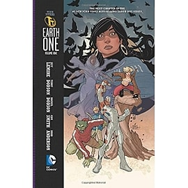 Teen Titans Earth One Volume 1 Hardcover Books