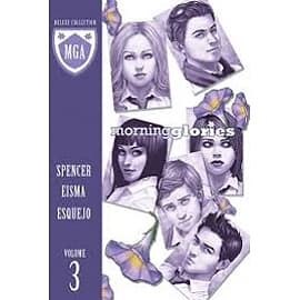 Morning Glories Deluxe Edition Hardcover Special Edition, Books