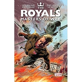 The Royals Masters of War Paperback Books
