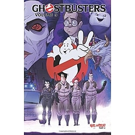 Ghostbusters Mass Hysteria Part 2 Paperback Books