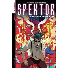 Doctor Spektor Master of the Occult Paperback Books