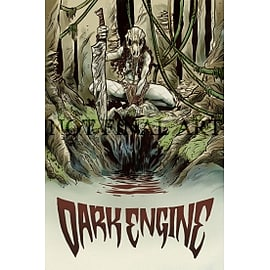Dark Engine Volume 1 The Art of Destruction Paperback Books